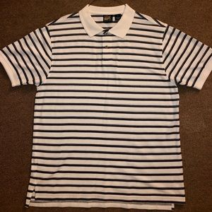 Jos. A. Bank stripped polo shirt